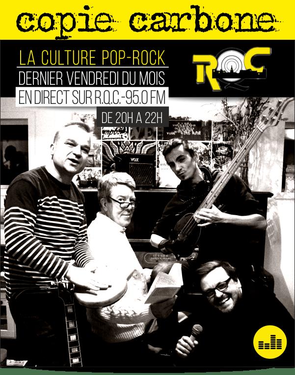 Copie Carbone sur Radio RQC 95FM
